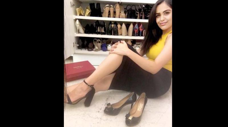 Anmol Bajaj flaunts her favourite buys