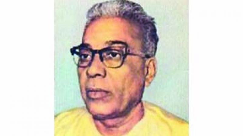 Balasaheb Deoras