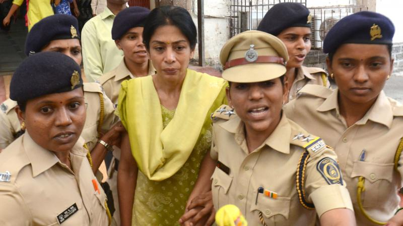 The driver also admitted that Indrani had paid him money for helping with the murder.  (Photo: Rajesh Jadhav)