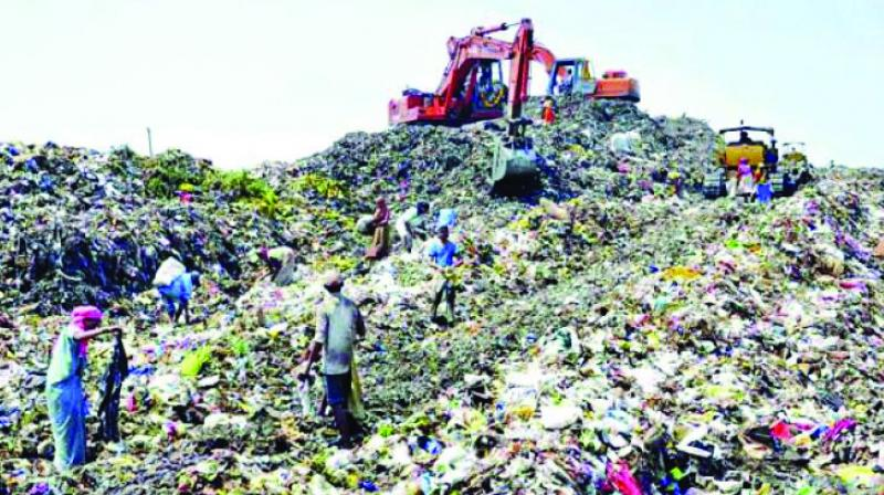 The capacity of Mulund and Deonar dumpsites has already exceeded thereby expediting BMC's efforts to tackle the garbage menace.