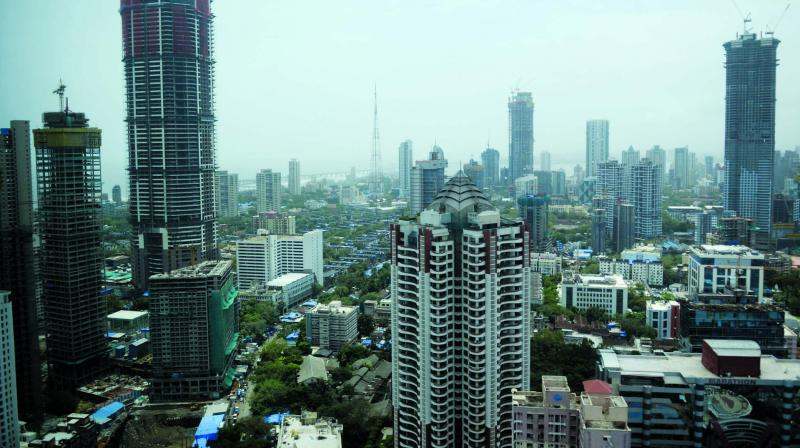 During the first six months of 2019, the real estate sector witnessed private-equity (PE) inflows of USD 3.9 billion (Rs 27,767 crore).