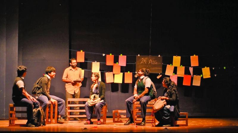 A still from the play.