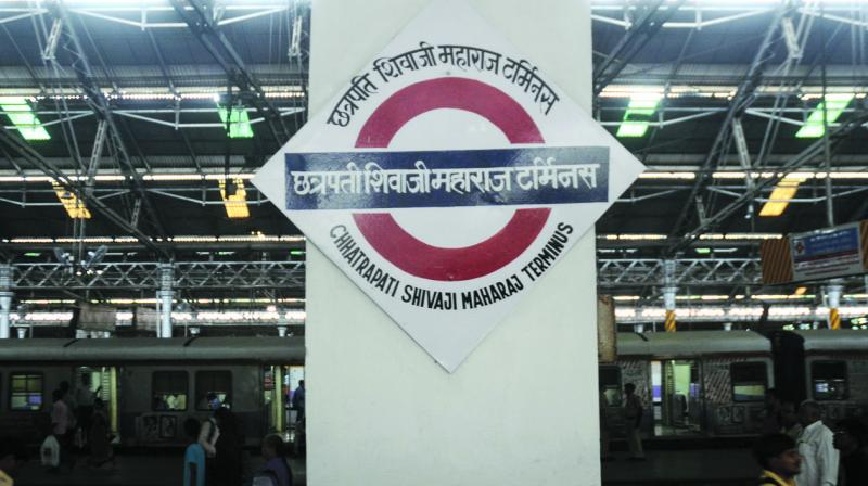 The engine of a long-distance train that was being tested at Chhatrapati Shivaji Maharaj Terminus (CSTM) yard unexpectedly shot into motion and collided with another engine, injuring five Central Railway (CR) working staff at 1.45 am.