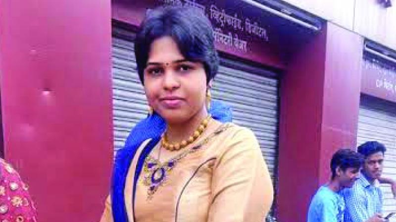 Bhumata Ranragini Brigade leader Trupti Desai