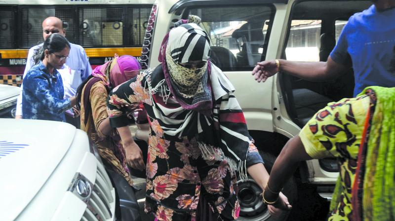 Police registered a murder case against six prison personnel. (Photo: Shripad Naik)