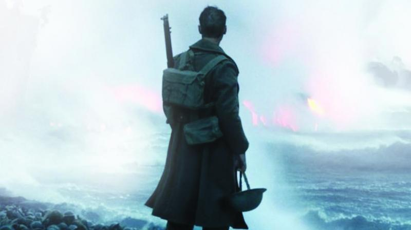 A still from the film Dunkirk