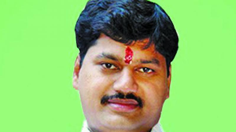 Senior Nationalist Congress Party (NCP) leader Dhananjay Munde
