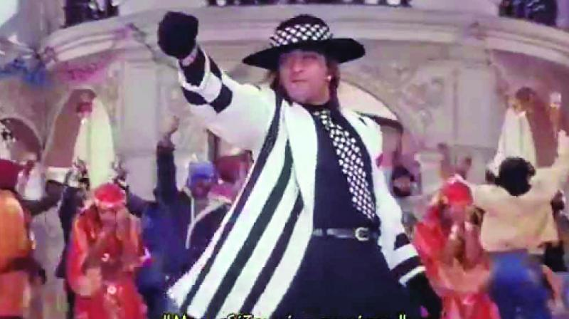 No Khalnayak remake for Sanjay Dutt's biopic