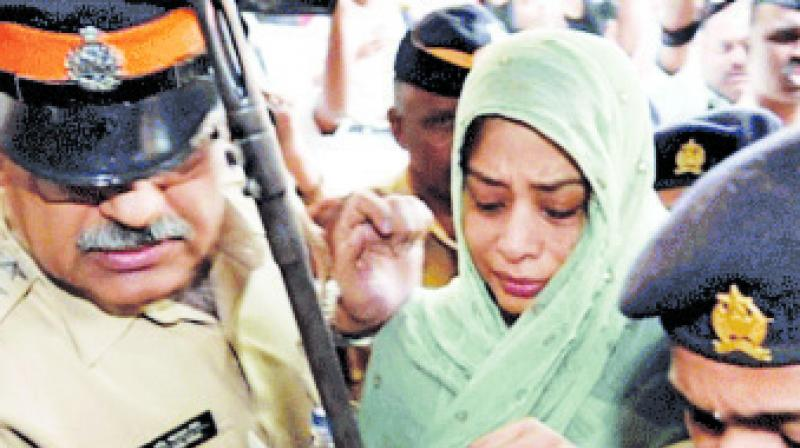 Rai also identified three pairs of shoes that were bought by Indrani and used during execution of the alleged murder.