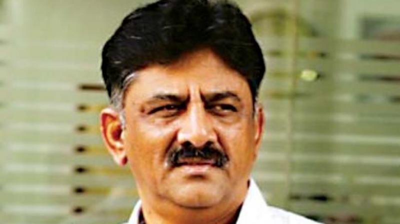 D.K. Shivakumar