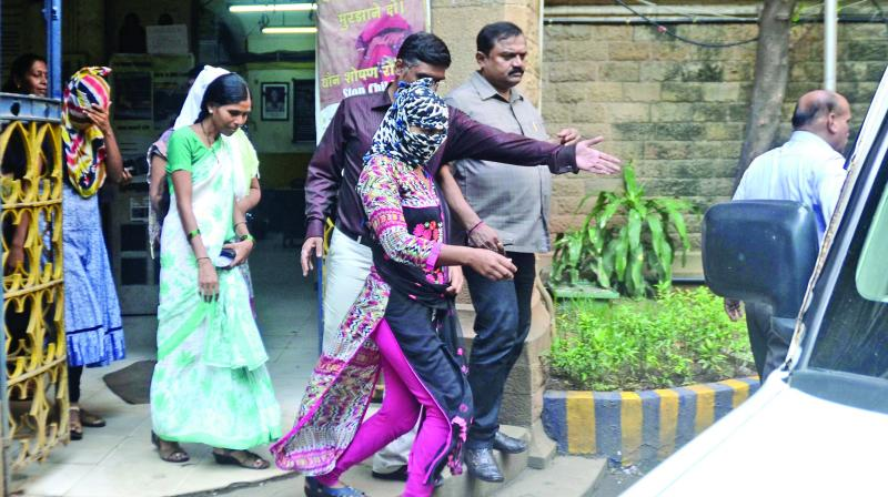 Accused sought bail on grounds that they have young children to look after.