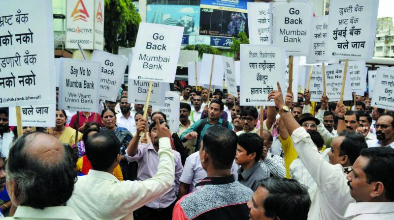 Over two lakh teachers on Friday went on mass casual leave and also tried to protest outside the Gujarat Assembly, where the last day of the session is underway. (Representational Image)