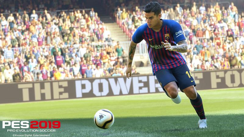 While they do not have the UEFA license, they are holding out due to the strength of the gameplay that has been the backbone of the franchise for a while now.