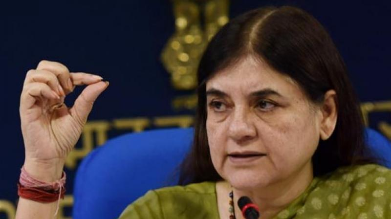 Union minister Maneka Gandhi (Photo: PTI)