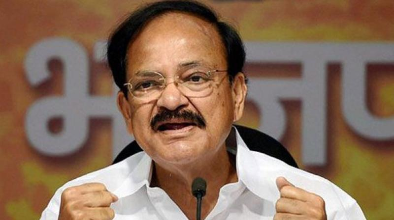 No minister or member has used the 'beg' word since Naidu's advise on December 15.  (Photo: PTI/File)