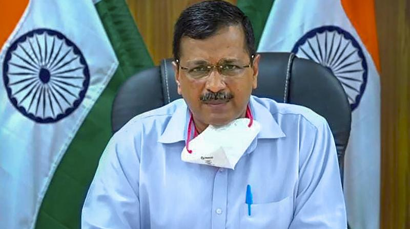 Arvind Kejriwal (PTI photo)