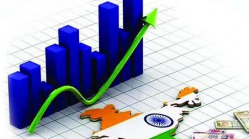 India's economy rebounded strongly from July 2017, after several quarters of slowdown blamed on economic policies pursued by PM Narendra Modi's govt. (Representational Image)