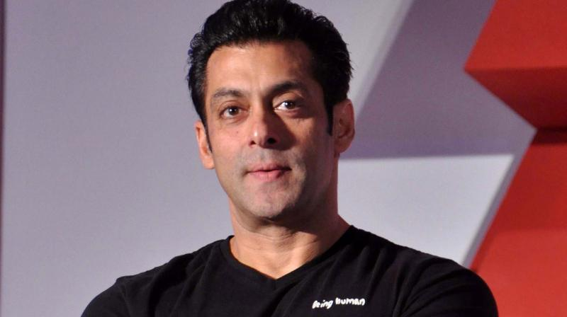 Salman Khan was last seen in 'Sultan.'
