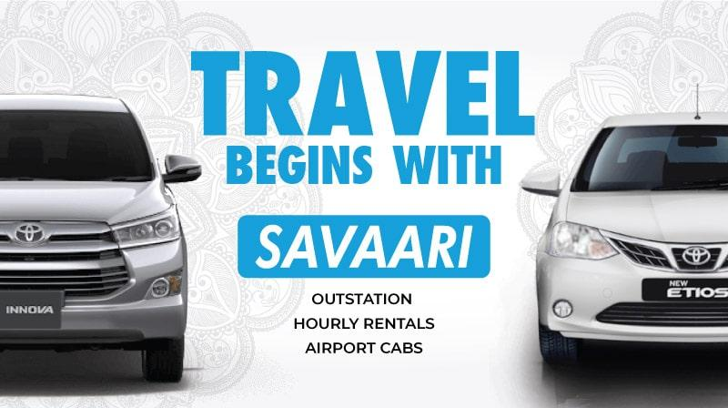 Being an intercity specialist, Savaari's chauffeurs are trained for long-distance journeys.