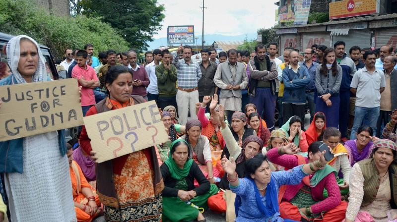 The minor girl's body was found on July 6 in Kotkhai. (Photo: PTI/File)