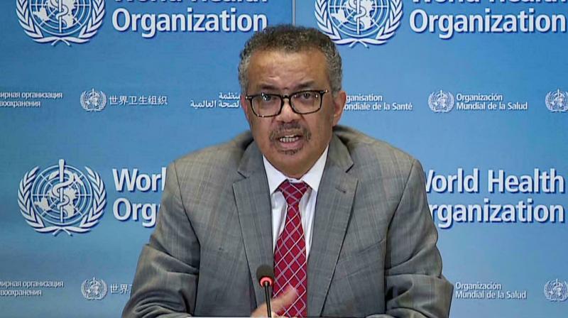 Tedros Adhanom Ghebreyesus, Director-General of World Health Organization (AFP)