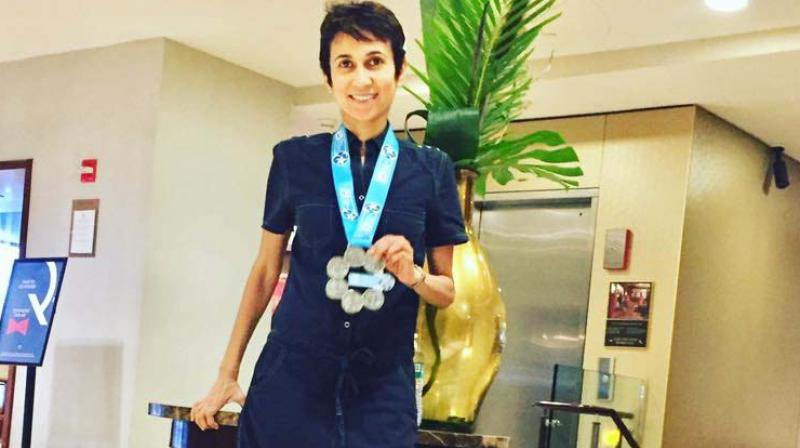 Vaishali Kasture got the World Marathon majors certificate, the first Indian woman to do so.