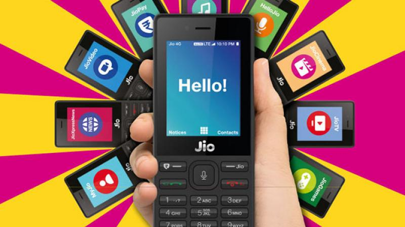 Reliance Retail on Tuesday claimed that JioPhones have 80 per cent market share in sub-Rs 1,500 mobile phone segment.