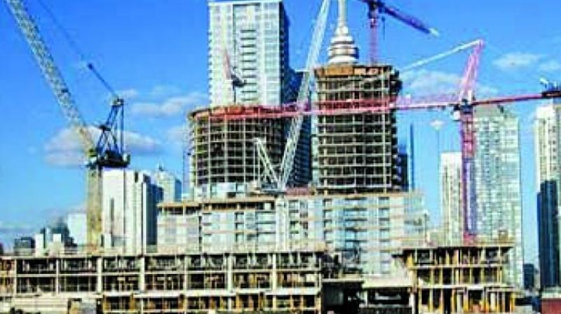 Finance Minister Nirmala Sitharaman had already held consultations with various stakeholders, including industry, banks, homebuyers, real estate players and capital market participants, to firm up steps that could be taken to deal with problems being faced by them. (Representational image)