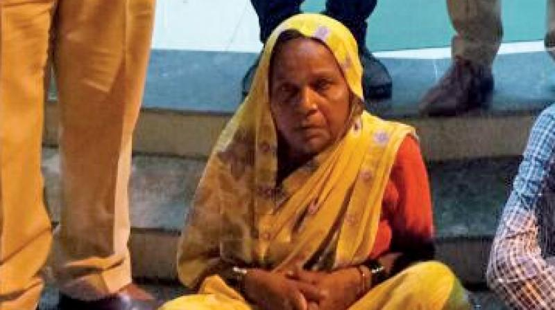Shakuntala Vikram Jadhav