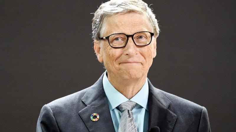 Bill Gates is more concerned about the benefits his organisations like Microsoft or Gates Foundation can reap.