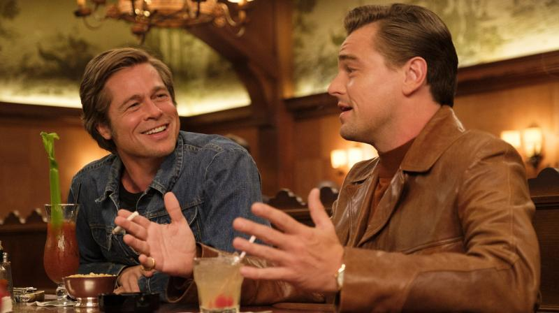 A still from 'Once Upon A Time In Hollywood'.