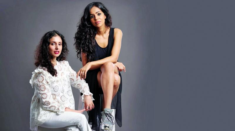 Gauri and Nainika Karan, the duo that popularized gowns and cocktail dresses in the Indian fashion market, are all set to end Lakme Fashion Week's winter/festive season in style.