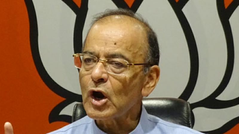 Jaitley said the Opposition has lost one more chance to
