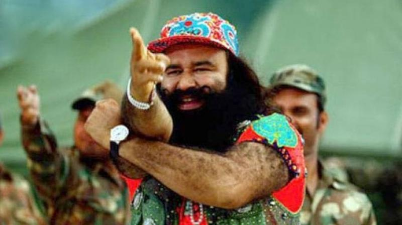 In 2015, the CBI had registered a case against Ram Rahim and others in connection with the castration case on a directive, issued by the Punjab and Haryana High Court in 2014. (Photo: Twitter | ANI)