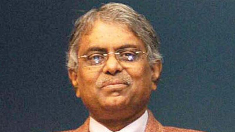P.K. Sinha