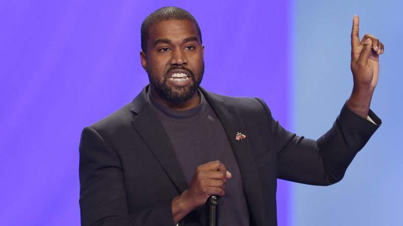 Rapper Kanye West. (AP File)