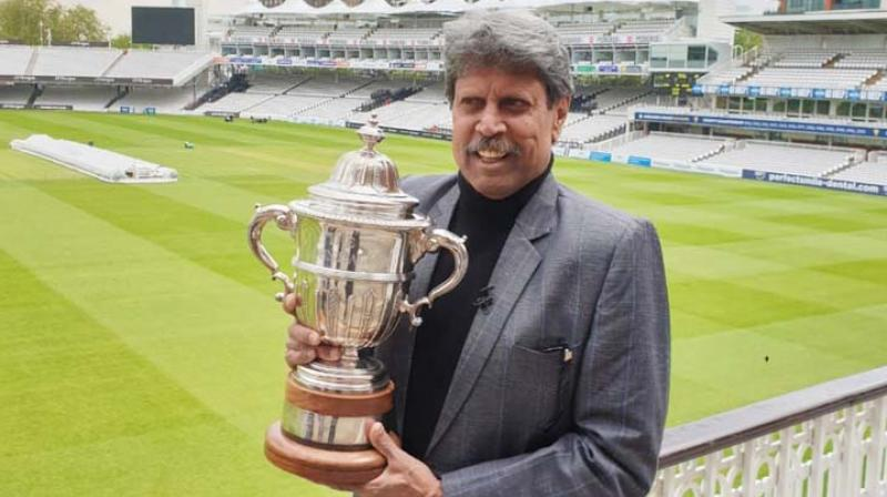 Kapil Dev on Sunday recalled the time when captaincy was handed over to him, saying that he was 'scared as well as happy'. (Photo: File)