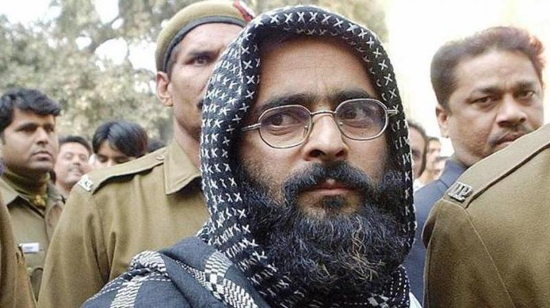 Afzal Guru (Photo: PTI/File)
