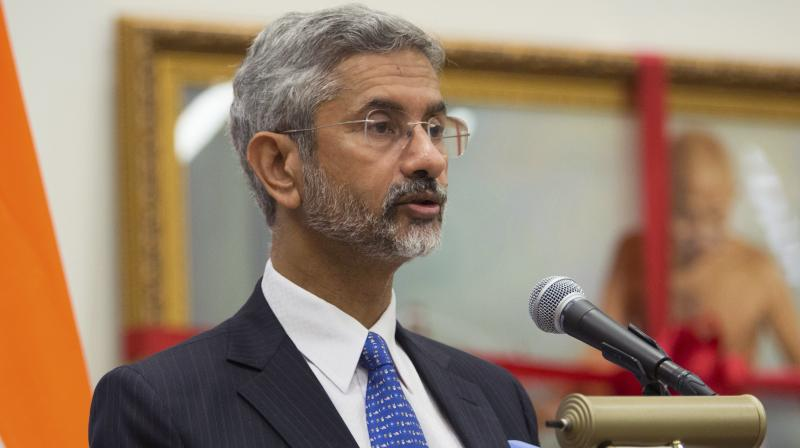 Jaishankar, who delivered the Ramnath Goenka memorial lecture in Delhi and later took part in a question-answer session, spoke on a wide range of issues including China, the Regional Comprehensive Economic Partnership or RCEP, abrogation of Article 370 and National Register of Citizens. (Photo: File)