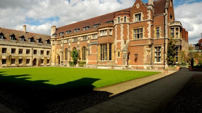 Pembroke College, Cambridge (Photo:www.pem.cam.ac.uk)