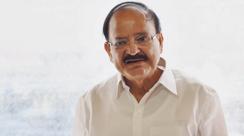 M. Venkaiah Naidu (Photo: AP)