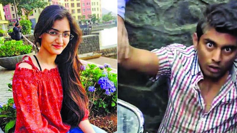 Ashwini Bodkurvar and accused Rajesh Kumar Bakshi