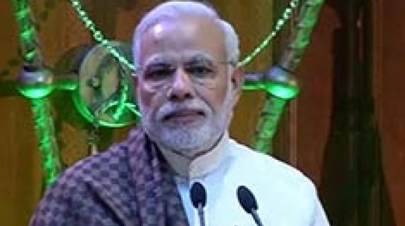 Prime Minister Narendra Modi. (Photo:ANI)