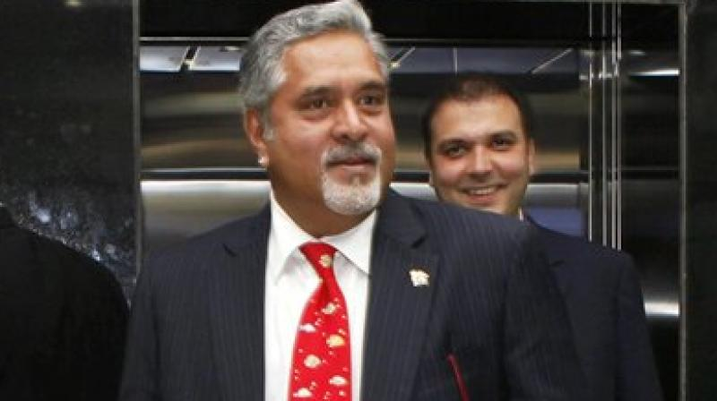 Liquor baron Vijay Mallya (Photo: AP)