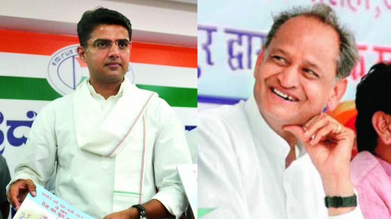 Both the leaders had one-on-one meetings with party president Rahul Gandhi late Thursday night and a decision was deferred till Friday on who will be chief minister. (Photo: File)