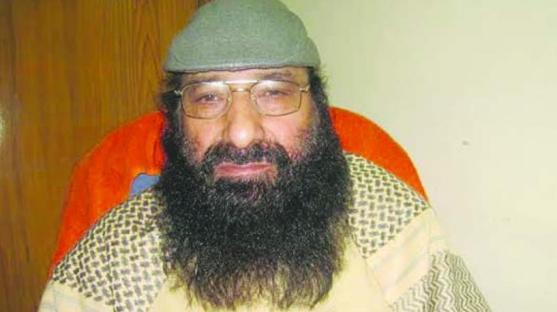 Syed Salahuddin (Photo: PTI/File)