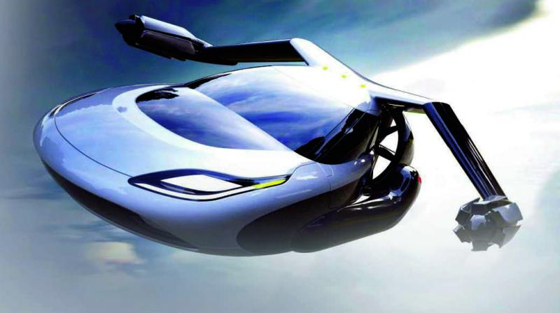 Aviation and auto aficionados have dreamt of combining the capabilities of the plane and automobile into one versatile multipurpose vehicle.