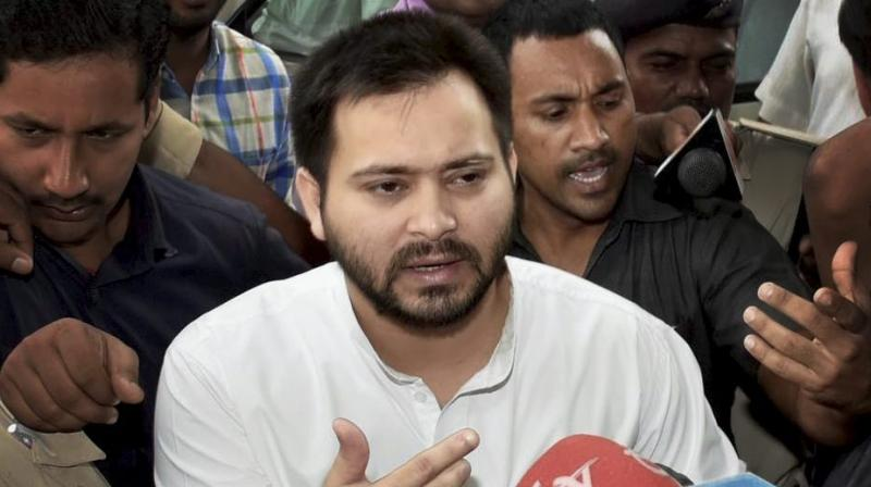 Tejashwi Yadav (Photo: PTI)