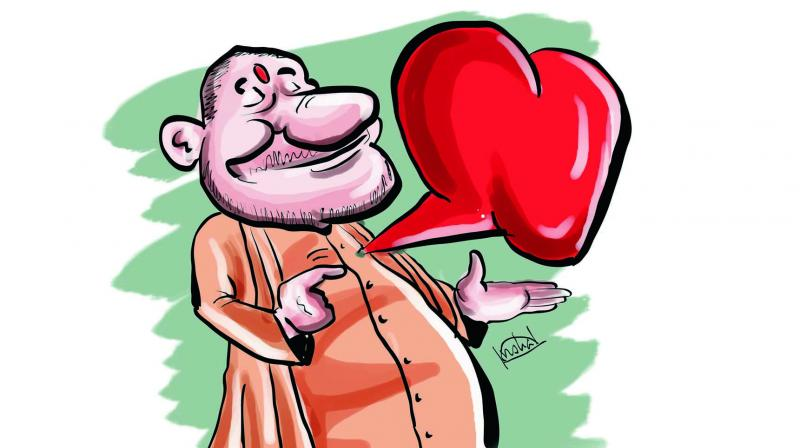 Once a favourite of Yogi, Mr Agarwal allegedly rubbed him the wrong way over a trivial issue and invited the chief minister's wrath.