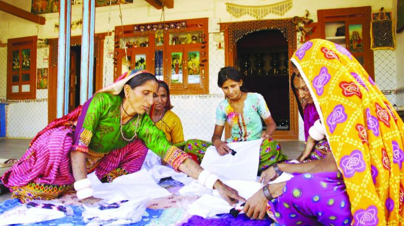 Google says that they have been working hard to change this male:female ratio of new Internet users in rural India by introducing the Internet Saathi program.